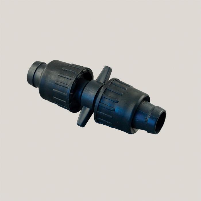 Mufa pentru banda de picurare 17 mm
