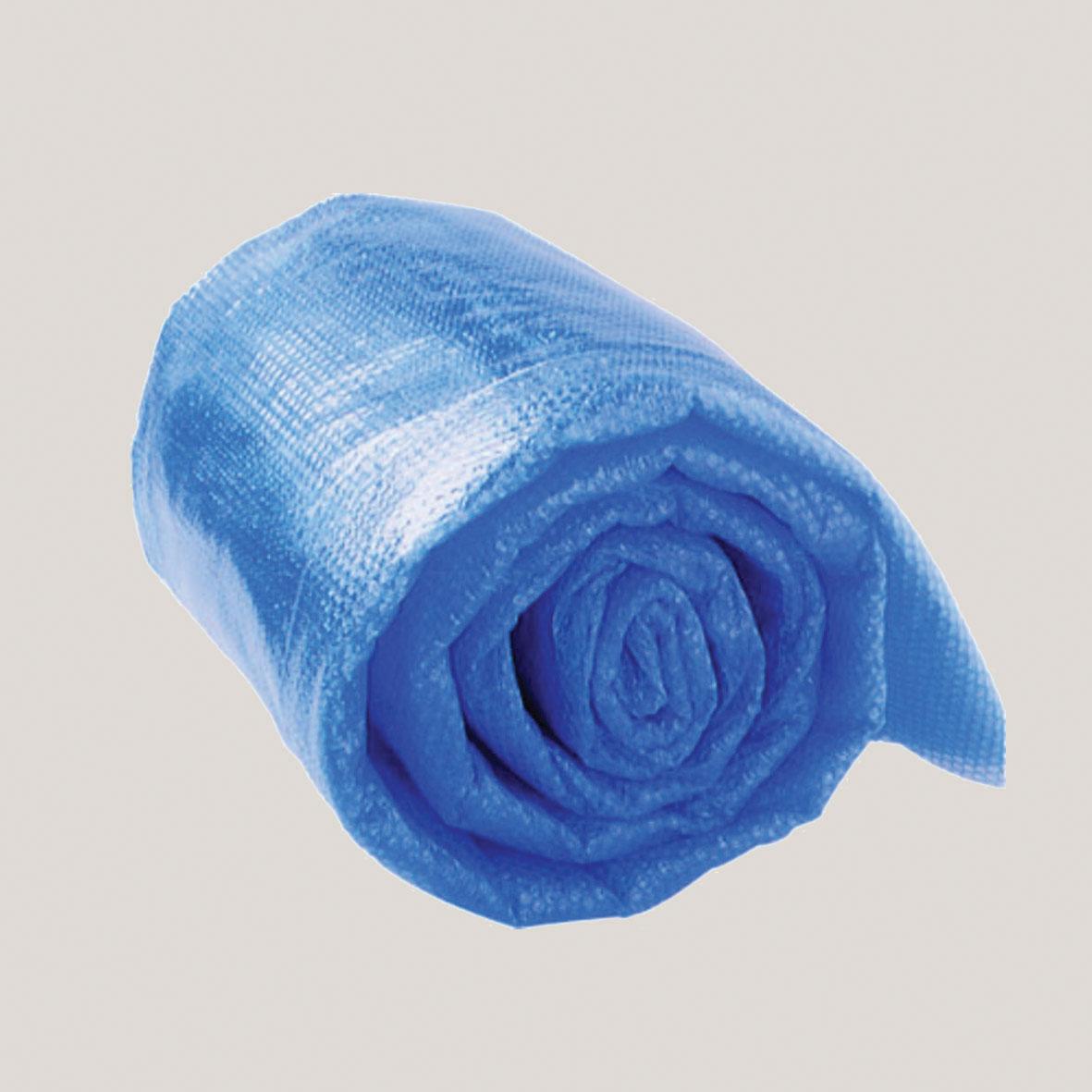 Albastru 400, prelata solara pentru piscine, latime 4m
