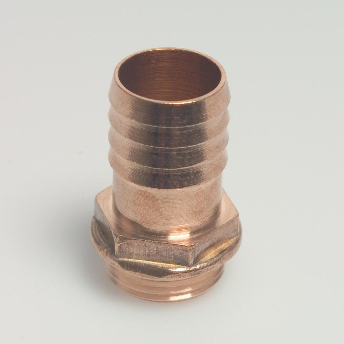 "Adaptor din alama cu FE 1/4"" x 6 mm"