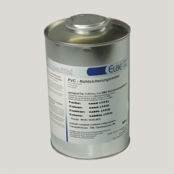PVC lichid Elbe antracit 950 ml