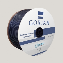 Banda de picurare Gorjan 6mil 1.3L/H 40cm x 100m