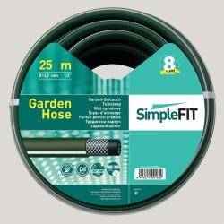 Furtun pentru gradina SimpleFit 12.5mm (1/2'')  (25m)