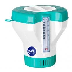 Dozator pentru tablete de 200g cu termometru