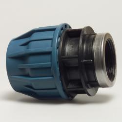 """Adaptor compresiune cu F. I. PN10 40 mm x 1"""""""