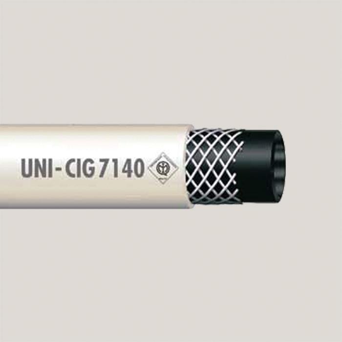 Furtun pentru butan din PVC 8mm  (5m)
