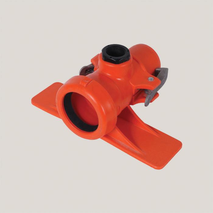 Mufa prindere rapida pentru inaltatoare 50 mm
