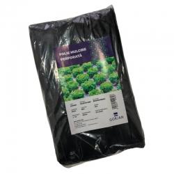 Folie mulcire perforata 30 mic 2zz/30cm (1.4x50m)
