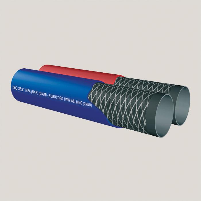 Furtun pentru oxiacetilena din cauciuc 8mm (5m)
