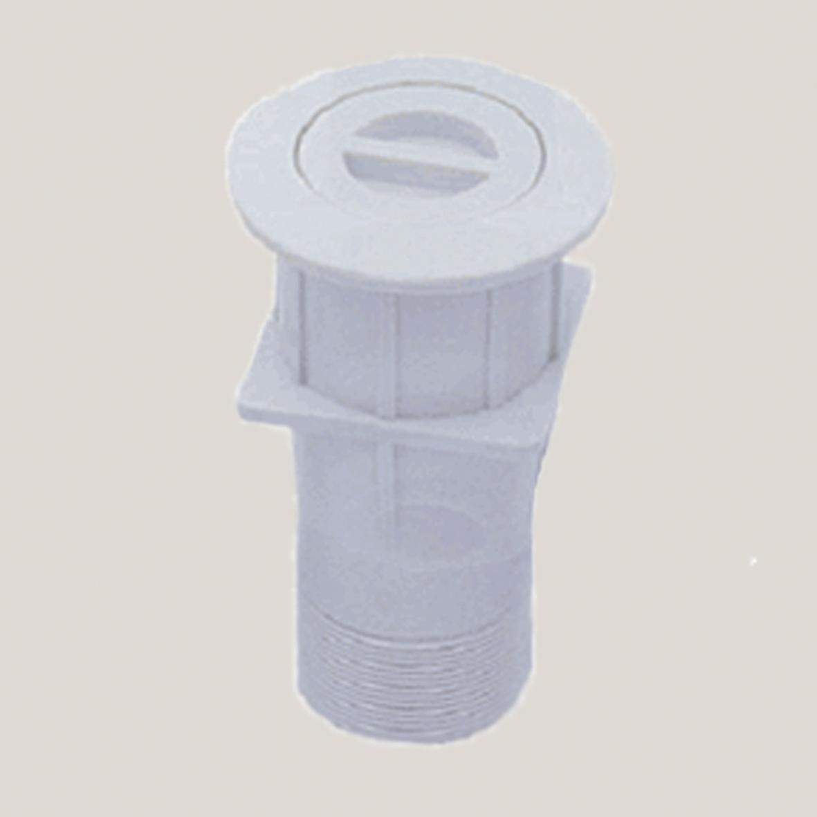 """Duza de vacuum pentru piscine din beton 2""""x 50 mm + 1 1/2"""""""