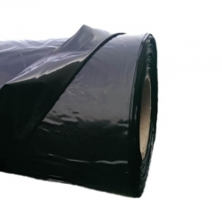 Folie mulcire perforata neagra 1 x 20 cm intre perforatii