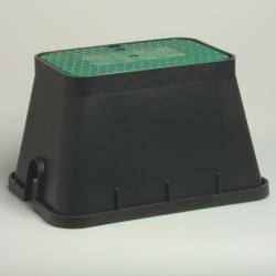 Boxa pentru electrovalve - standard
