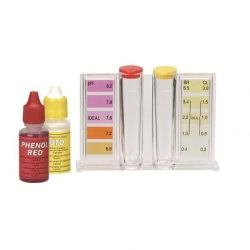 Kit testare pH/Cl