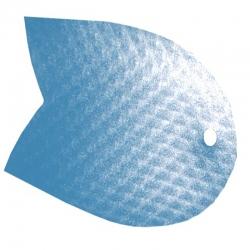 Liner Elbe albastru adriatic 25 x 1,65 m