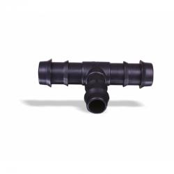 Teu pentru tub de picurare  16 mm SimpleFit