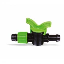 Robinet simplu pentru bandă de picurare fara garnitura 17 mm SimpleFit
