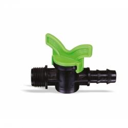 Robinet SimpleFit  pentru tub de picurare cu FE  16 m x 1/2''