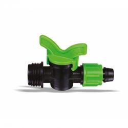 Robinet SimpleFit  pentru bandă de picurare cu FE  17mm x 3/4''